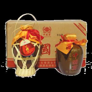 中国宴小坛酒